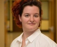 Staci Hunter, SECU Public Fellows Internship Scholarship recipient 2018