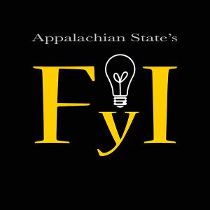 FYI Podcast logo