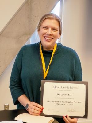 Dr. Ellen Key