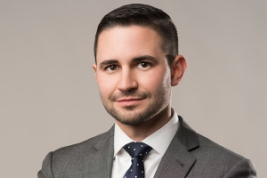 Nathan Smith '09, who earned a B.S. in political science from Appalachian and an M.A. in government from John Hopkins University, is a senior associate at Civitas Public Affairs Group in Washington, D.C. Photo submitted