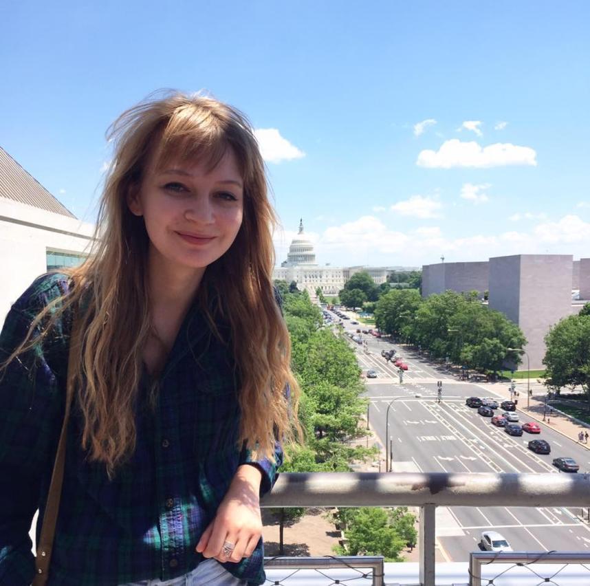 Harper Lanier in DC