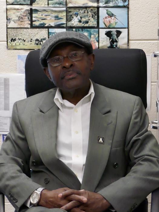 Dr. Ike Udogu