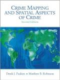 Crime Mapping and Spatial Aspects of Crime book cover