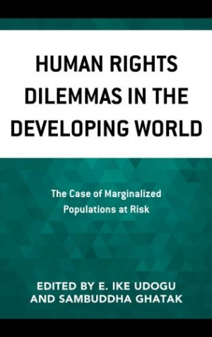 """Front Cover of """"Human Rights Dilemmas in the Developing World"""""""